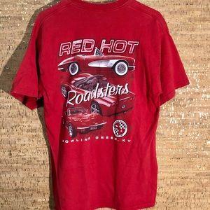 National Corvette Museum Graphic T-Shirt